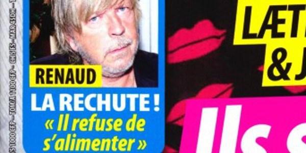Renaud en dépression,  cette confidence de Vanessa Paradis le remet d'aplomb