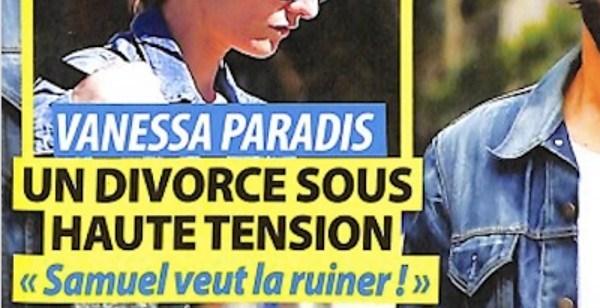 Samuel Benchetrit «veut ruiner» Vanessa Paradis, sa réponse cash !