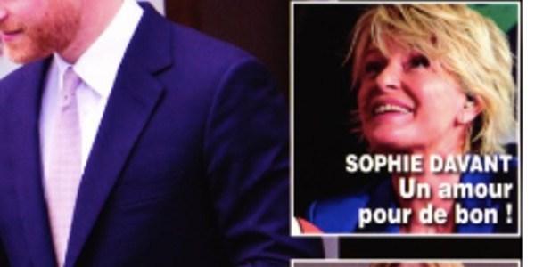 Sophie Davant, célibataire, ça chauffe avec un célèbre chanteur
