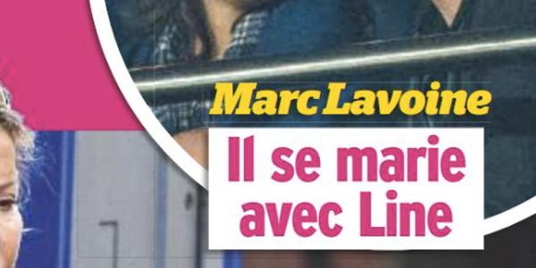 Marc Lavoine, le bonheur, mariage avec Line Papin
