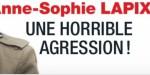 """Anne-Sophie Lapix, attaque """"gratuite"""" -  un puissant soutien se """"manifeste"""""""
