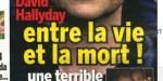 """David Hallyday """"entre la vie et la mort"""" - Coup foireux d'un proche de Laeticia"""