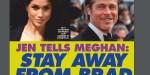 Elizabeth II, du mauvais sang pour Harry - Meghan Markle trop proche de Brad Pitt, sa mise en garde (photo)