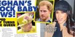 Elizabeth II- anéantie à Windsor - coup de griffe de Meghan Markle enceinte (photo)