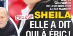 Sheila, Eric Azhar, mariage compromis -  La gaffe d' Anne-Élisabeth Lemoine