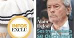 Alain Delon - bonheur à Douchy - fin de guerre familiale (photo)