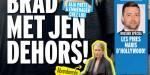 Brad Pitt met Jennifer Aniston dehors - Alia prête à emménager chez lui (photo)