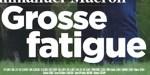 Brigitte Macron, Emmanuel Macron - épuisement, au bord du craquage  - la photo qui en dit long