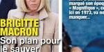 Brigitte Macron, gros danger - coup sournois de Nikos Aliagas en guerre (photo)