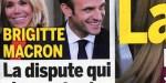Brigitte Macron, violente dispute conjugale - sa surprenante allusion