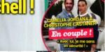 """Camélia Jordana """"en couple avec  Christophe Castaner - """"Je me sens en sécurité avec lui""""."""