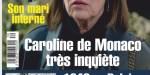 Caroline de Monaco, le bras long - jeune rivale écartée auprès d'Ernst-August