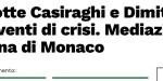 Charlotte Casiraghi, Dimitri Rassam - crise conjugale - Le coup de pouce d'un célèbre acteur