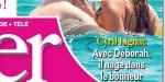 Cyril Lignac angoisse sa belle Déborah -  Risque inutile à St Tropez - (photo)