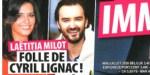"""Cyril Lignac, """"trop proche"""" de Lætitia Milot - surprenante confidence - Une petite déception"""