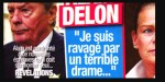 "Alain Delon, ""ravagé"" par un terrible drame - il craque à Douchy (photo)"