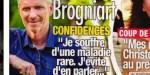 Denis Brogniart,  une maladie rare, sa confidence