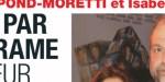 Éric Dupond-Moretti et Isabelle Boulay, unis dans le drame - triste confidence