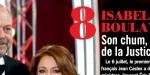 Isabelle Boulay, Éric Dupond-Moretti, surprenant cadeau d'Emmanuel Macron