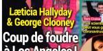 Joy Hallyday intriguée - coup de cœur de George Clooney - ses liens avec Laeticia (photo)