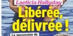 """Laeticia Hallyday """"agace"""" Pascal en Grèce - étrange """"geste"""" pour Johnny en pleine baignade (photo)"""