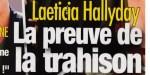 Laeticia Hallyday, la preuve de la trahison