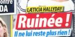 "Laeticia Hallyday, ""ruine"", dettes colossales -Surprenante influence de son fiancé"