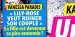 Lily-Rose Depp  - Pire ennemie de Vanessa Paradis - Elle brise le silence