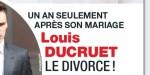 Louis Ducruet, le fils de Stéphanie de Monaco - le divorce, un an après son mariage