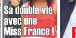 """Nagui, proche d'une Miss France - leur """"histoire tourne court"""""""