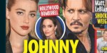 Angelina Jolie, Johnny Depp, - liaison secrète - Amber Heard balance (photo)