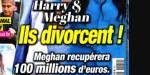 Camilla Parker-Bowles, Charles - divorce de Harry - Meghan Markle récupèrera 100 millions d'euros (photo)