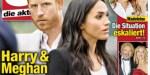 Elizabeth II inquiète - Harry et Meghan Markle pétrifiés - les ennuis d'accumulent
