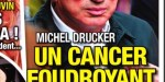 Michel Drucker - cancer - Irrité, son implacable réponse (photo)