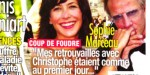Sophie Marceau, tiraillée entre  Richard C et Christophe Lambert - une photo en dit long