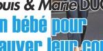 Stéphanie de Monaco - bientôt grand-mère - Un bébé pour Louis Ducruet