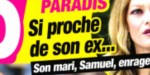 "Vanessa Paradis,  si proche de son ex…, son mari, Samuel Benchetrit, enrage"""