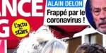 Alain Delon, face au coronavirus - confidence de Catherine Ceylac