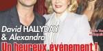 David Hallyday - heureux événement pour novembre  - Il ignore M. Pokora, son message (photo)