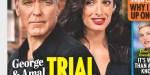 George et Amal Clooney- vies séparées - Une ex inquiétante sème le trouble, confidence qui fâche (photo)
