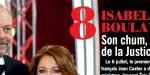 Isabelle Boulay - le choc de la séparation - Elle fait pleurer  Eric Dupond-Moretti