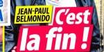 Jean-Paul Belmondo - la fin - confidence rassurante d'un célèbre acteur anglais