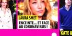 Laura Smet enceinte et face au coronavirus - l'angoisse à Cap Ferret (photo)