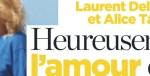 Laurent Delahousse, Alice Taglioni - leur intimité déballé à Paris - Cyril Lignac vend la mèche