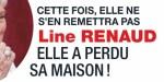 Line Renaud perd sa maison - A 92 ans, elle ne s'en remet pas