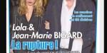 "Lola Marois, ""rupture"" avec Jean-Marie Bigard - son aveu (photo)"