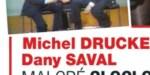 Michel Drucker, drague appuyée, célèbre chanteur ridiculisé - Révélation sur son couple avec Dany Saval