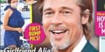Brad Pitt papa pour la 7ème fois - sa compagne Alia Shawkat enceinte (photo)