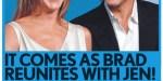 Jennifer Aniston - Brad Pitt réunis quinze après leur divorce - c'est confirmé