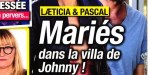 Laeticia Hallyday, Pascal - mariés dans la villa de Johnny à Saint-Barth - la rumeur court (photo)